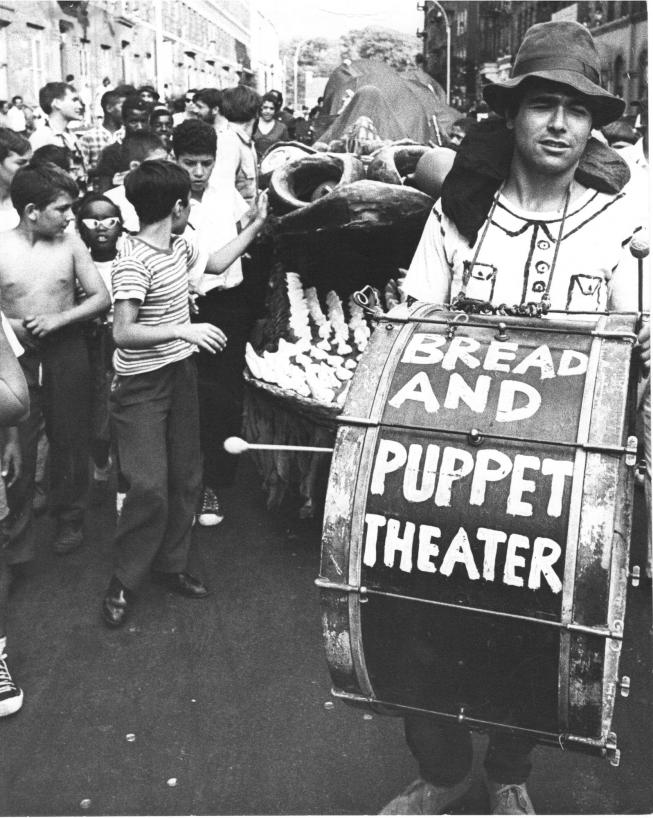 Bread & Puppet Theater