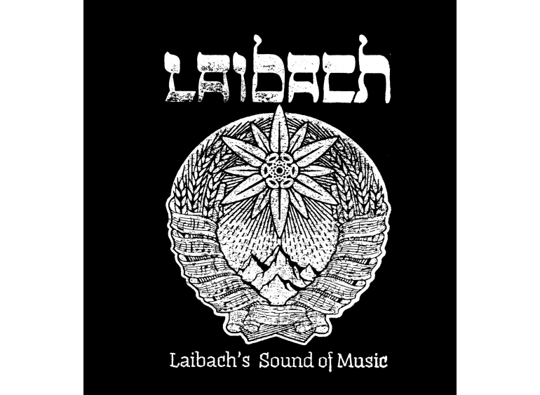 Laibach, poster for Laibach's Sound of Music, 2018